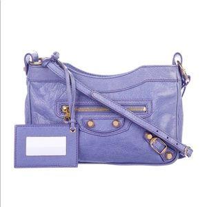Balenciaga hip bag (lavender)